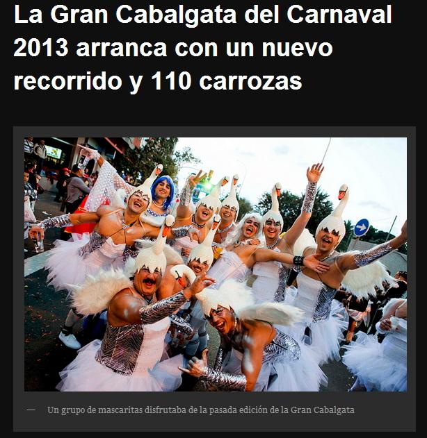 Imagen Cabalgata 2012 LP